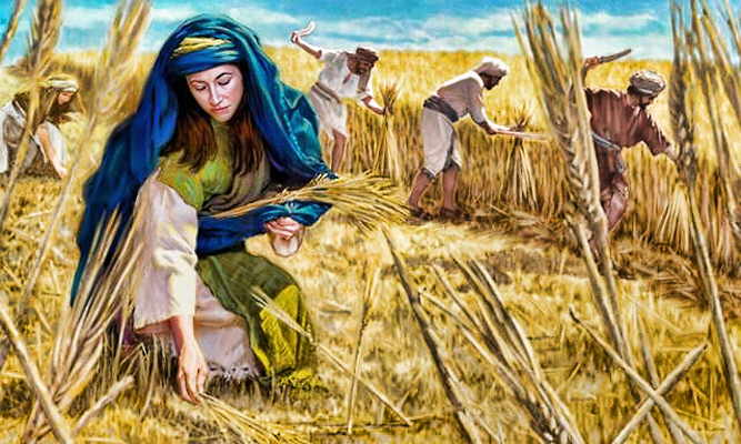 Old Testament Exegetical Commentary Of Ruth You Ll Meet