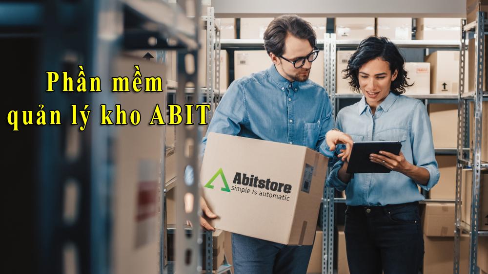 """Kiểm kho trong 1 """"nốt nhạc"""" với phần mềm quản lý ABIT"""