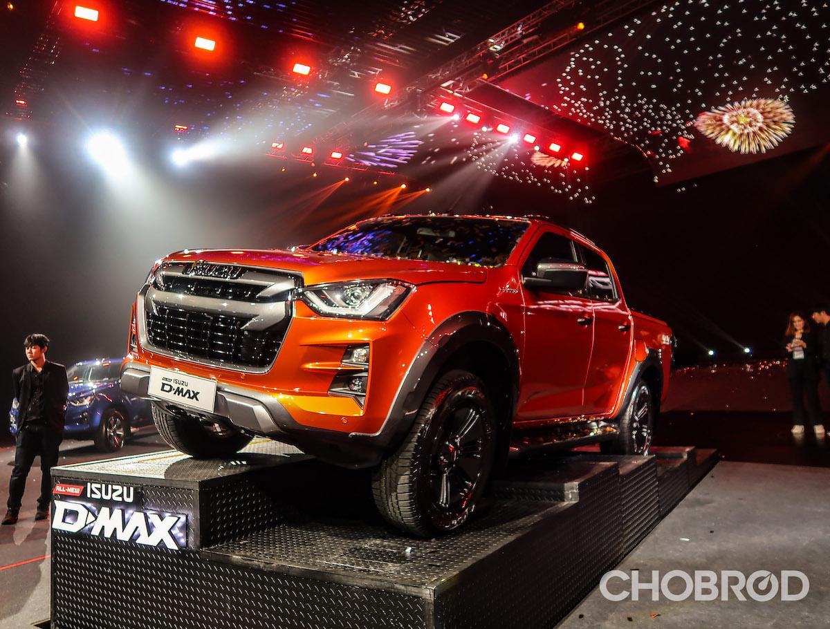 รถยนต์ All New Isuzu D-Max V-Cross