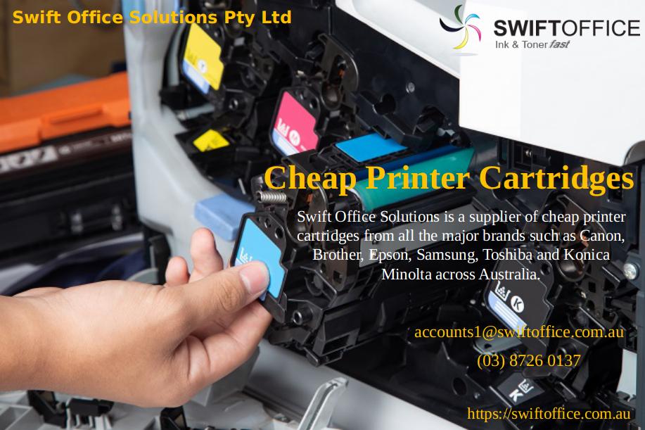 cheap printer cartridges