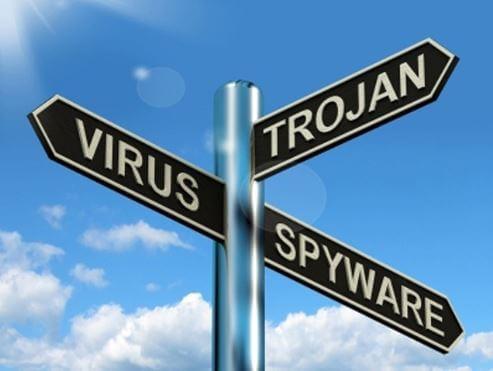 khắc phục máy tính nhiễm virus