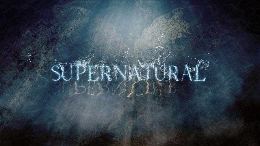 The fandom de bunker the image is not the season 9 - Supernatural season 8 title card ...