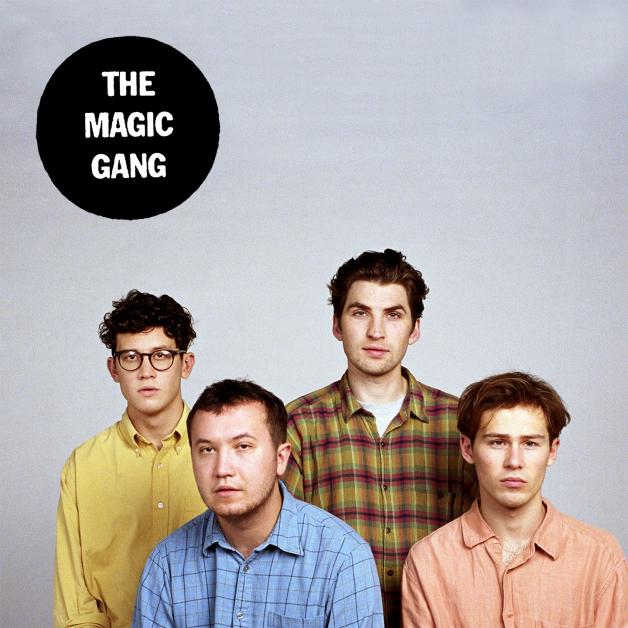 the magic gang self titled