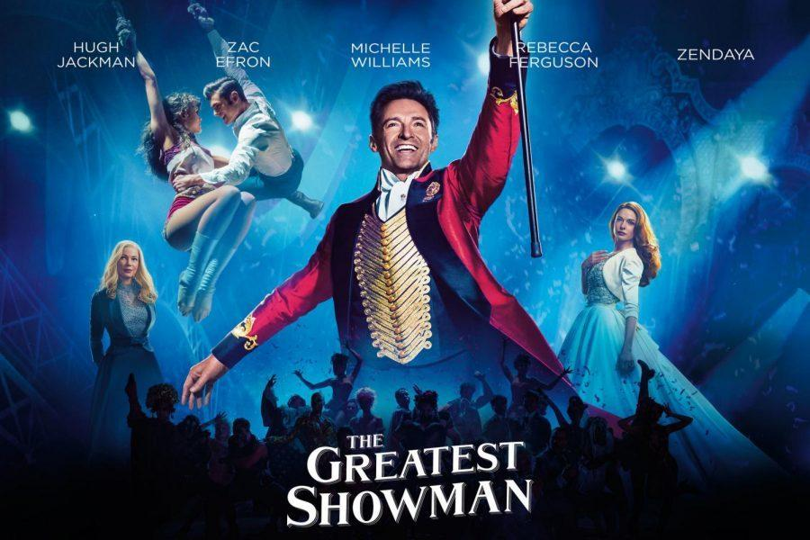 The Greatest Showman (2017) – movie review – £7 Popcorn Films