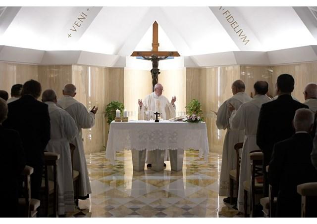 Đức Thánh Cha dâng Lễ mừng kính các tổng lãnh thiên thần, các Đấng luôn đồng hành với chúng ta trên hành trình