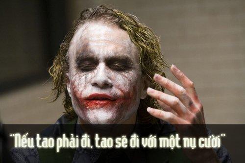 Những câu nói hay của Joker với triết lý thâm sâu-6