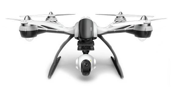 Yuneec Q500 Camera Drone