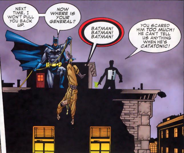 Batman, Batman
