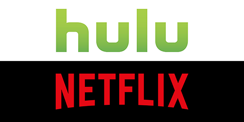 Image result for Netflix and Hulu