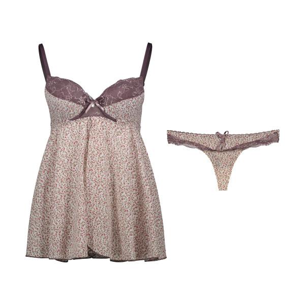 لباس خواب زنانه ان بی بی مدل 3888-67