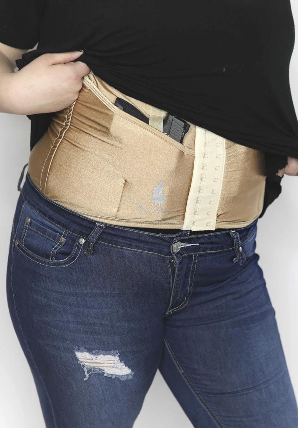 corset holster