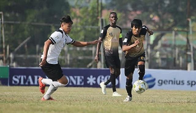 Ayeyawady United vs Rakhine United (3)