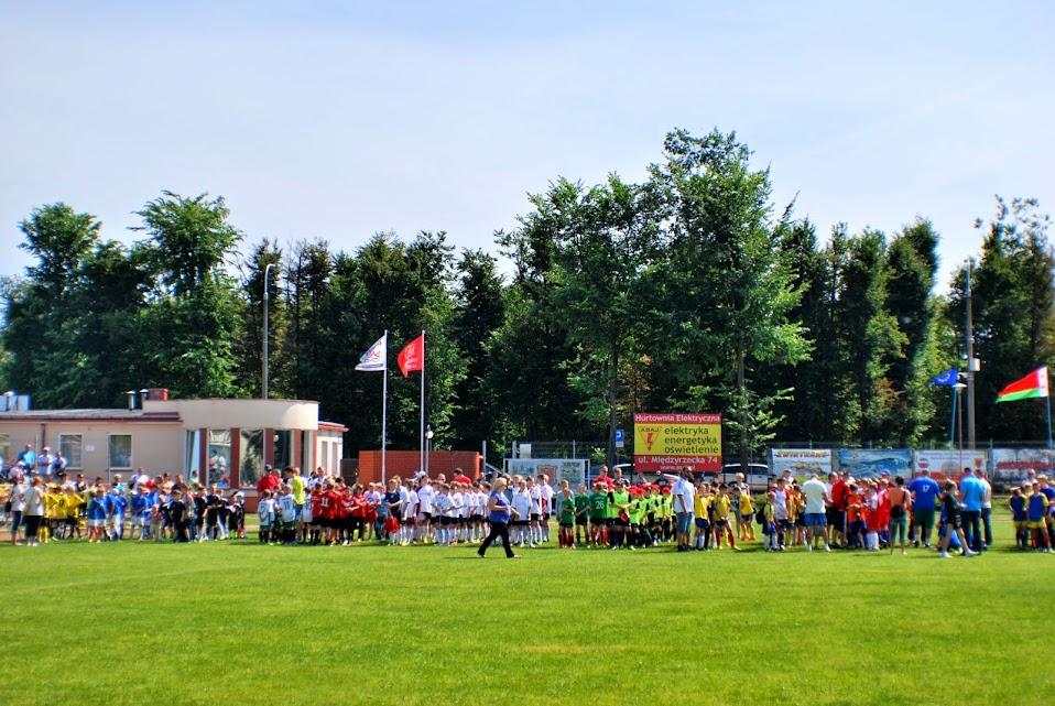 VII Memoriał im. Antoniego Trybonia, Łuków 2014