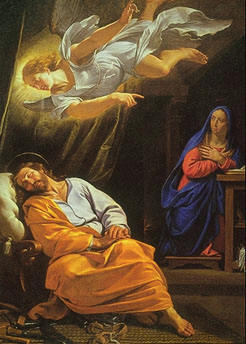 """Image result for gabriel visits joseph in a dream"""""""