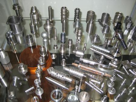 Gia công chế tạo cơ khí uy tín tại Trọng Tín