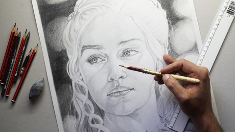 Udemy: Ultimate Drawing Course–Beginner To Advanced
