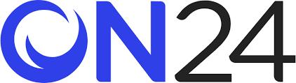 on24 logo webinar tool