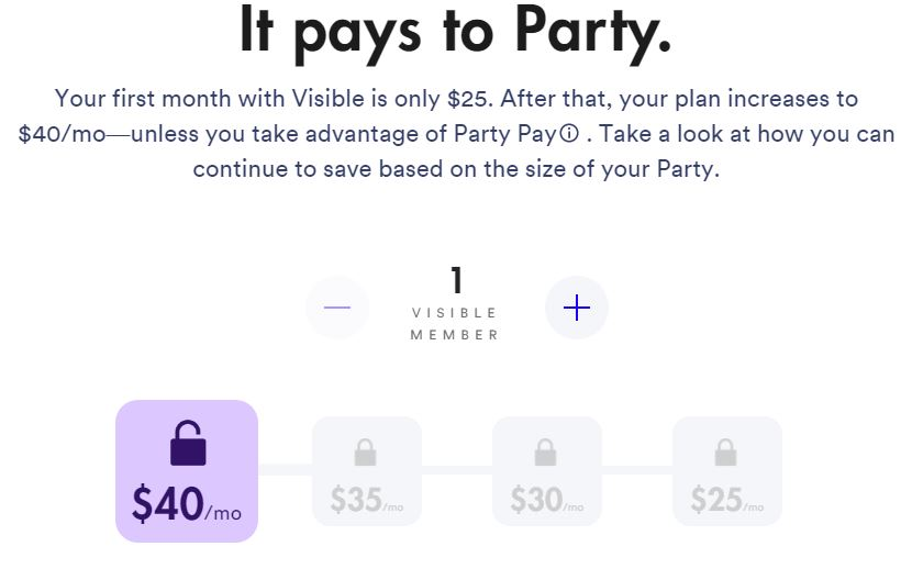 Party Pay referral incentives