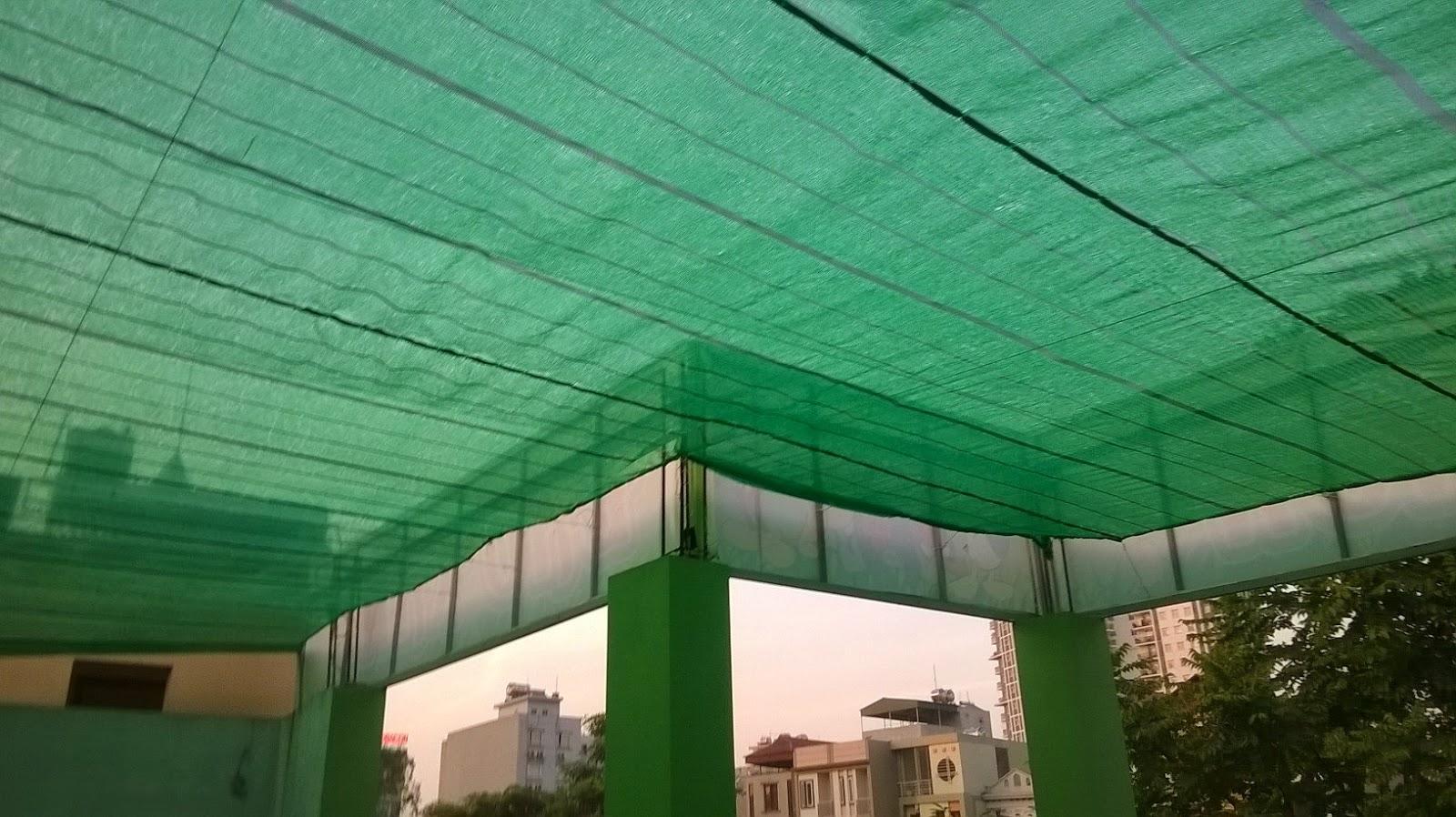 Kết quả hình ảnh cho lưới che nắng