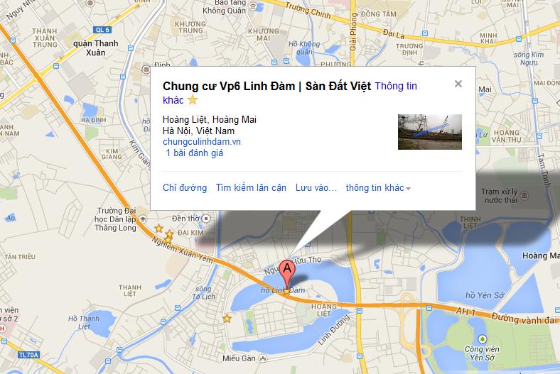 Tiến độ thi công Chung cư Vp6 Linh Đàm tháng 3/2014