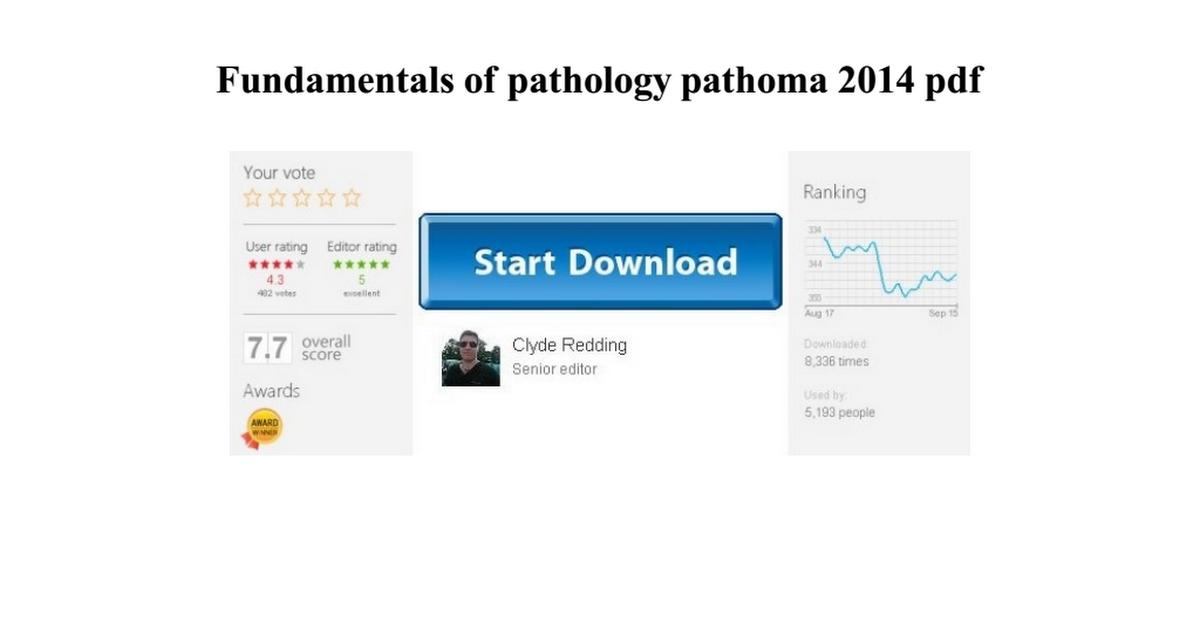 fundamentals of pathology pathoma 2014 pdf pdf - Google Drive