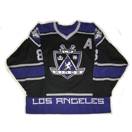 Los Angeles Kings 98-99 jersey