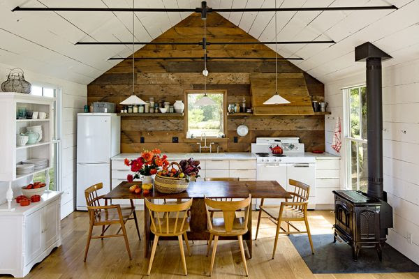 Tiny House on Sauvie Island designed by Jessica Helgerson Interior Design
