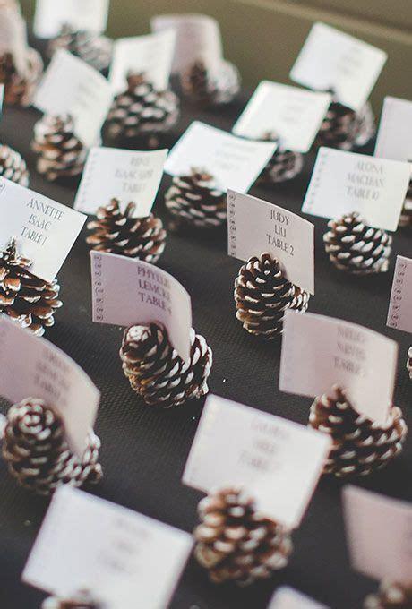 39 Natural And Simple Pinecone Wedding Ideas   Weddingomania