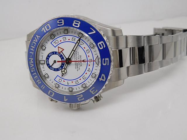 Rolex YachtMaster 116680 Watch