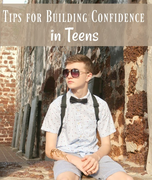 5 Tips for Boosting Back-to-School Confidence in Teens #ClearlyConfident