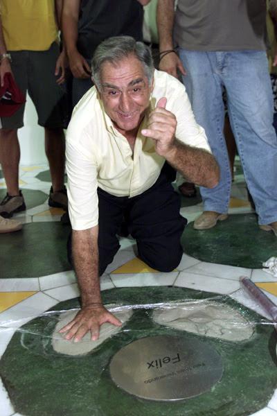 Félix entrou para a história do futebol brasileiro, mas morreu incomodado pela fama de frangueiro