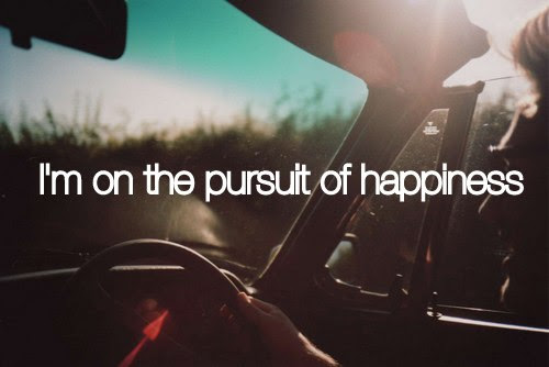 Im On The Pursuit Of Happiness Happiness Quote Quotespicturescom