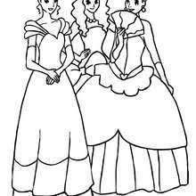 Dibujos Para Colorear Corona De Princesa Eshellokidscom
