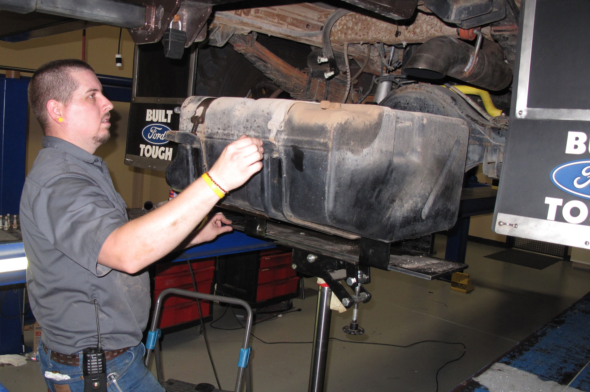 1999 2010 Ford Super Duty Fuel Tank Replacement Truck Trend