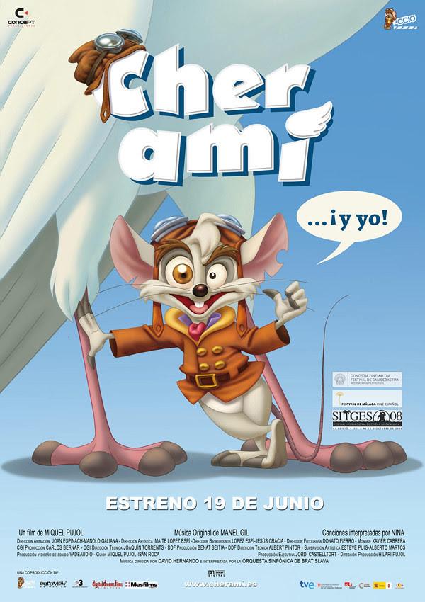 Cher Amí (Miquel Pujol, 2.009)