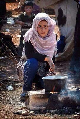 Atmah Refugee Camp...Syria