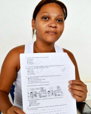 Efigênia Ferreira  (Foto: Eliane Sinhasique/Arquivo pessoal)