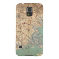 Jamaica Bay and Brooklyn Galaxy S5 Cases