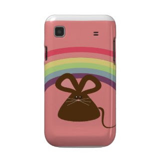 Kawaii Mouse n' Rainbow Phone Case casematecase