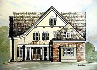Dutch House Plans and Dutch Designs at BuilderHousePlans.