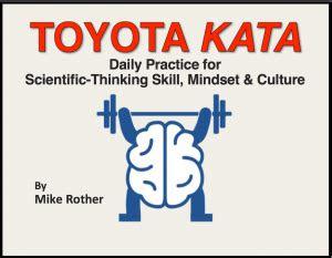 toyota kata continuous improvement lean methodology