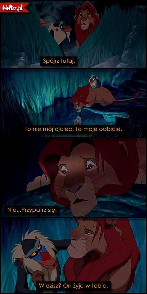 Cytaty Z Bajek Disney
