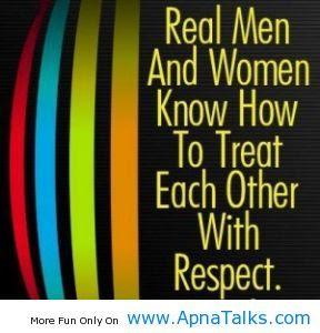 How Real Men Treat Women Quotes