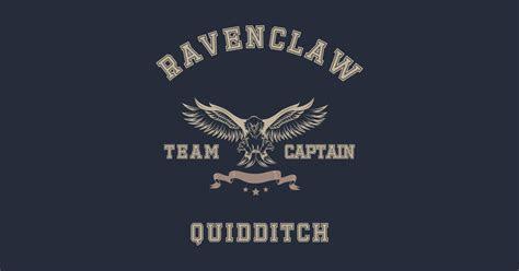 ravenclaw quidditch team captain ravenclaw  shirt teepublic