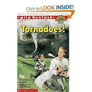 Tornadoes!  (Scholastic Reader, Level 4)