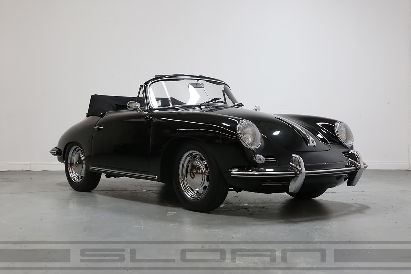 1964 Porsche 356 C Cabriolet Matching Numbers For Sale