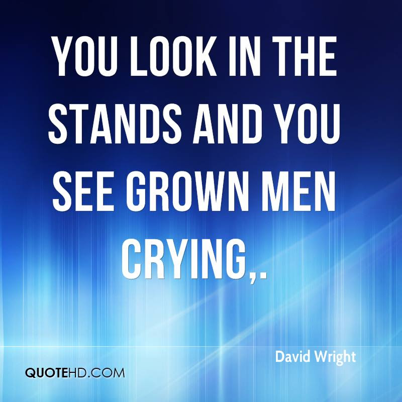 David Wright Quotes Quotehd
