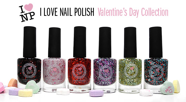 I Love Nail Polish - The Valentine's Day Collection Is Here!