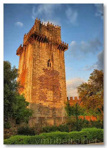 Torre de menagem do Castelo de Beja by VRfoto