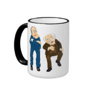 Statler and Waldorf Disney Coffee Mugs
